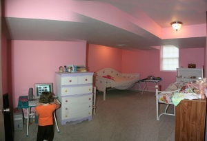 Girl's Room after