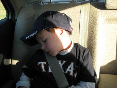 payton-sleeping