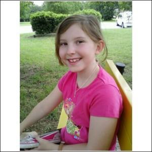 Madi at the Park